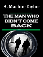 The Man Who Didn't Come Back