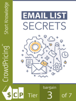 Email List Secrets