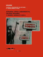 Volver. Culturas e imaginarios del retorno a y desde América Latina