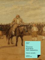 Memorias geográficas sobre Sudamérica