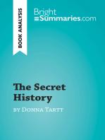 The Secret History by Donna Tartt (Book Analysis)