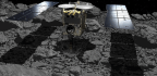 Japan (Very Carefully) Drops Plastic Explosives Onto An Asteroid