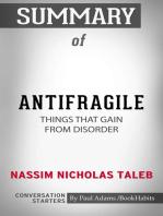 Summary of Antifragile