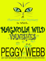 Magnolia Wild Vanishes (A Charmed Cat Mystery, Book 1)
