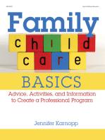 Family Child Care Basics