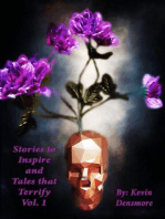 Stories to Inspire and Tales That Terrify.