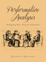 Performative Analysis: Reimagining Music Theory for Performance