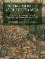 Pietro Monte's Collectanea: The Arms, Armour and Fighting Techniques of a Fifteenth-Century Soldier