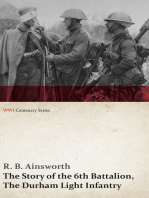 The Story of the 6th Battalion, The Durham Light Infantry (WWI Centenary Series)