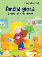 Amelia gioca