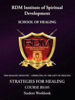 Strategies For Healing Course