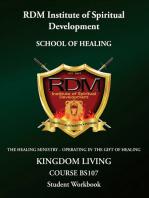 Kingdom Living Course