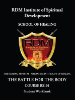 The Battle for the Body Course