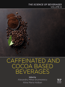 Caffeinated and Cocoa Based Beverages: Volume 8. The Science of Beverages