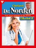 Chefarzt Dr. Norden Staffel 1 – Arztroman