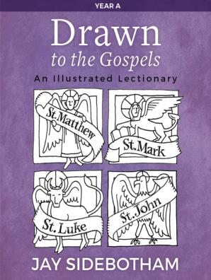 Drawn to the Gospels de Jay Sidebotham - Leer en línea