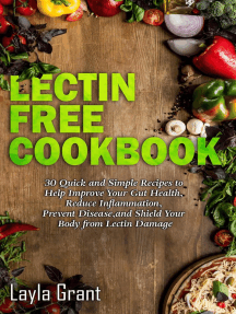 sumarize the principles of a lectin-free diet