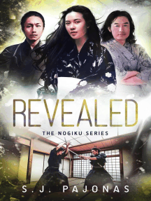 Revealed: The Nogiku Series, #5