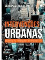 Intervenções urbanas