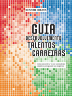 Guia de desenvolvimento de talentos e carreiras