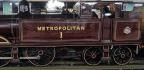 Take The Last Underground Steam Below Central London