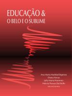 Educação & O Belo e o Sublime