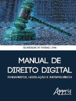 Manual de direito digital: fundamentos, legislação e jurisprudência