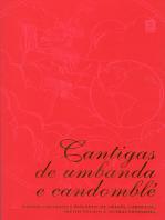 Cantigas de umbanda e candomblé