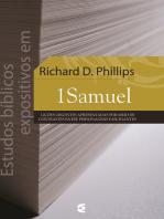 Estudos bíblicos expositivos em 1 Samuel