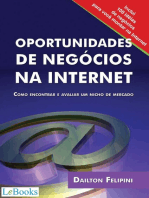 Oportunidades de negócios na internet