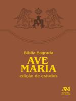 Bíblia de Estudos Ave-Maria