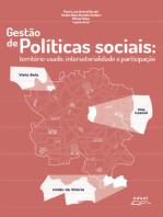 Gestão de políticas sociais