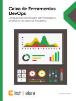 Caixa de Ferramentas DevOps: Um guia para construção, administração e arquitetura de sistemas modernos