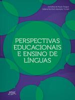 Perspectivas educacionais e ensino de línguas