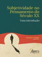 Subjetividade no Pensamento do Século XX: Uma Introdução
