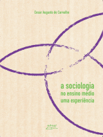 A sociologia no ensino médio