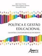 Política e gestão educacional