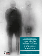 Associação Robert Walser para sósias anônimos - 2º Prêmio Pernambuco de Literatura