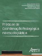 Práticas de Coordenação Pedagógica na Escola Pública