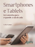 Smartphones e tablets: ferramentas para expandir a sala de aula