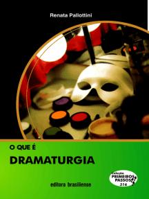 O que é dramaturgia