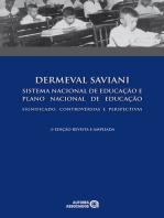 Sistema nacional de educação e plano nacional de educação: Significado, controvérsias e perspectivas