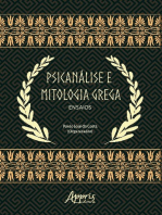 Psicanálise e Mitologia Grega: Ensaios