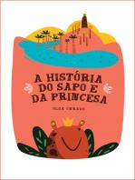 A história do sapo e da princesa