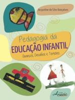 Pedagogia da educação infantil