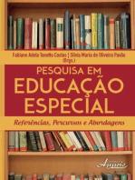 Pesquisa em educação especial