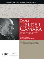 Dom Helder Camara Circulares Conciliares Volume I - Tomo II