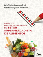 ASPECTOS HIGIÊNICO-SANITÁRIOS DO SETOR SUPERMERCADISTA DE ALIMENTOS