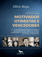 O Livro dos Motivados Otimistas e Vencedores