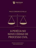 A perícia no novo código do processo Civil